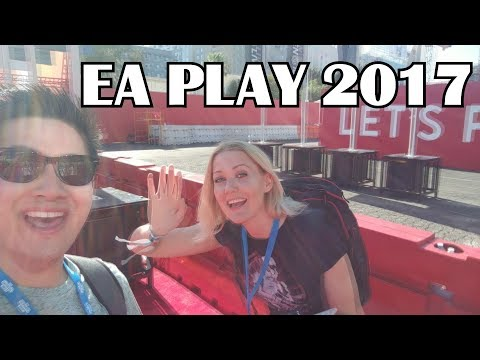 Fidget Spinners & Marriage Proposal EA Play  Vlog Day???