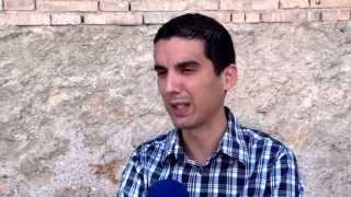 Jaime Vizcaíno, éxito de uno de los becarios de la Fundación Cajamurcia