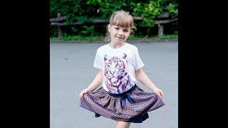 5 летняя девочка из Новосибирска поставила рекорд по приседаниям