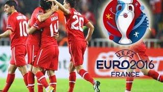 İşte A Milli Takım'ın Euro 2016 Aday Kadrosu