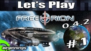 FreeOrion Gameplay 0.4.2 - 01: Free Space Strategy Game (Best Free Games)