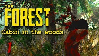 The Forest - Cabin In The Woods (Episode 1)