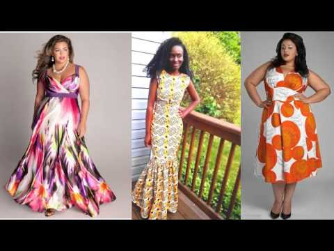 African Trendy Dresses |Modern Unique African Fashion Gowns & Cloths For Woman| Latest 2017 Designs