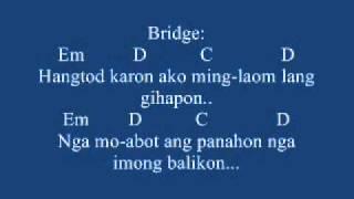 Bisan Pa With Chords And Lyrics