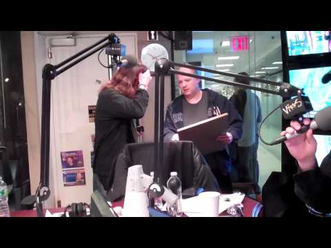 Ozzy Osbourne's 18lbs Of B-day Gifts From @JimNorton - @OpieRadio