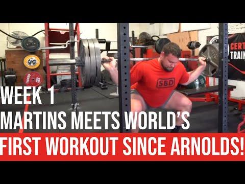 Getting Through Jet Lag - Martins Meets World's: Week 1
