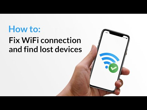 How to fix WiFi bug and lost device connection in iOS 11.4