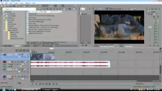 Как сделать 2 прозрачных видео / Sony Vegas pro 9