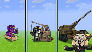Video Minecraft - ANCIENT FORTRESS SIEGE! (NOOB vs PRO vs HACKER) download MP3, 3GP, MP4, WEBM, AVI, FLV September 2019