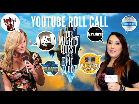 YouTubers Play Mighty Quest to Montreal | Dev Chat | Ubisoft Montreal 2014
