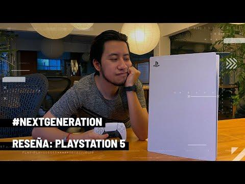 Reseña: PlayStation 5   #NextGeneration?   BitMe