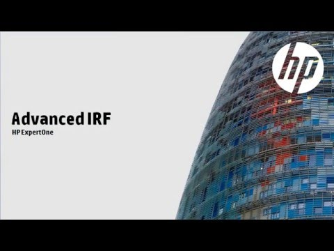 1 Advanced IRF Overview