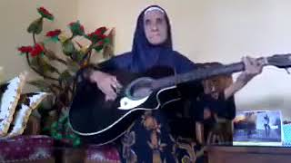 Neneknya FILDAN BAU BAU ternyata juga pandai bermain gitar Benarkah YouTube