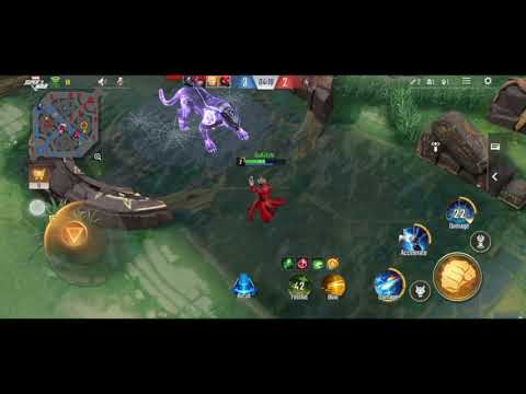 MMK. starlord game play marvel super wars.  