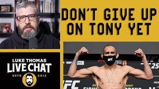 UFC in 2020, Tony Ferguson, Yoel Romero, Paul Brothers | Live Chat, ep. 58 | Luke Thomas