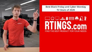 Best Black Friday And Cyber Monday TV Deals Of 2020