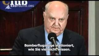 UFO über Luftwaffenbasis - Oberstleutnant a.D. Arneson