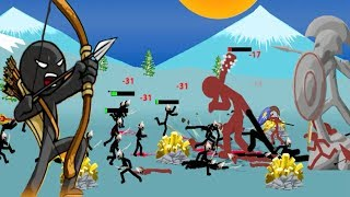 Stick War Legacy - Archidon Avatar MODE Tournament Part 50