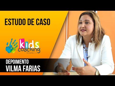 Vilma Farias relata melhorias em sua gestão como diretora de escola a partir do método KidCoaching
