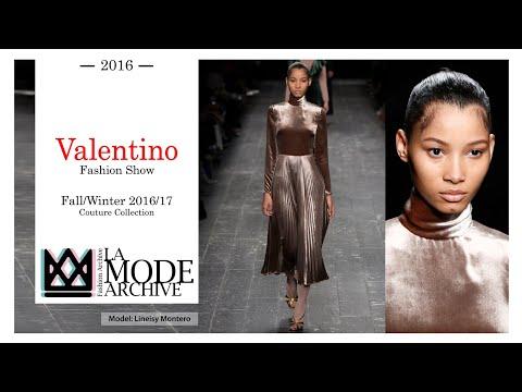 Helena Bordon arrives at Valentino Fashion Show during