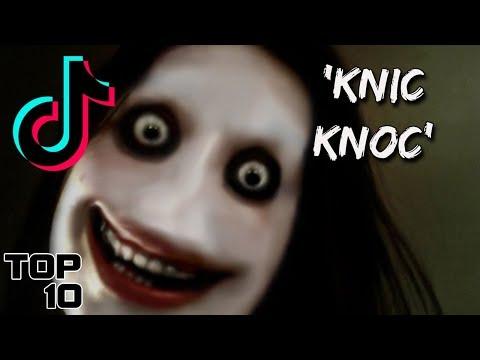 Top 10 Scary TikTok Videos