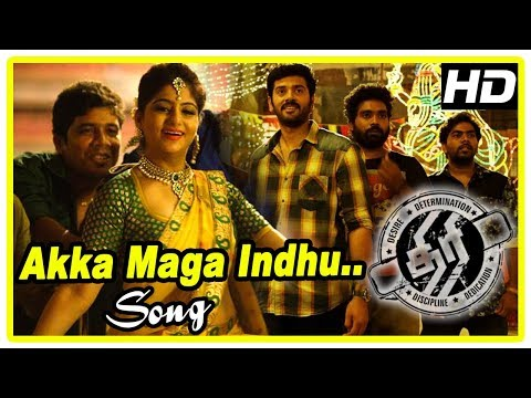 Thiri Movie Scenes | Akka Maga Song |...