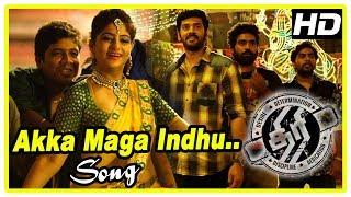 thiri movie scenes akka maga song azhagappan insulted at the function ashwin