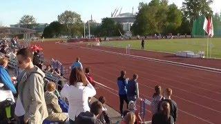 200 м. 4 забег. Открытый Кубок Санкт-Петербурга по лёгкой атлетике 1998 и старше.