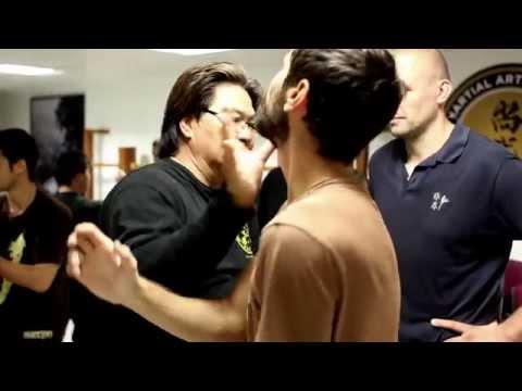 Sifu Gary Lam Wing Chun Seminar 2015 England UK August 29th & 30th