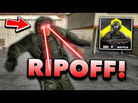 The DUMBEST Call Of Duty Mobile Rip-Off Android Games... 🤣🤣
