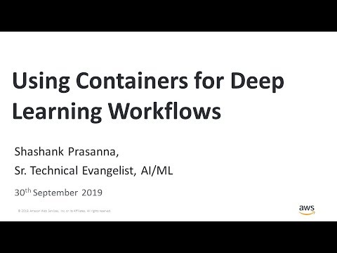 Using Containers for