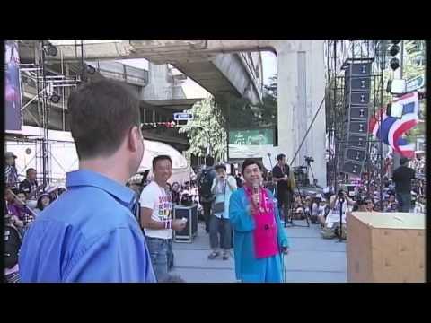 Bangkok 'shutdown': protesters fill streets of Thai capital