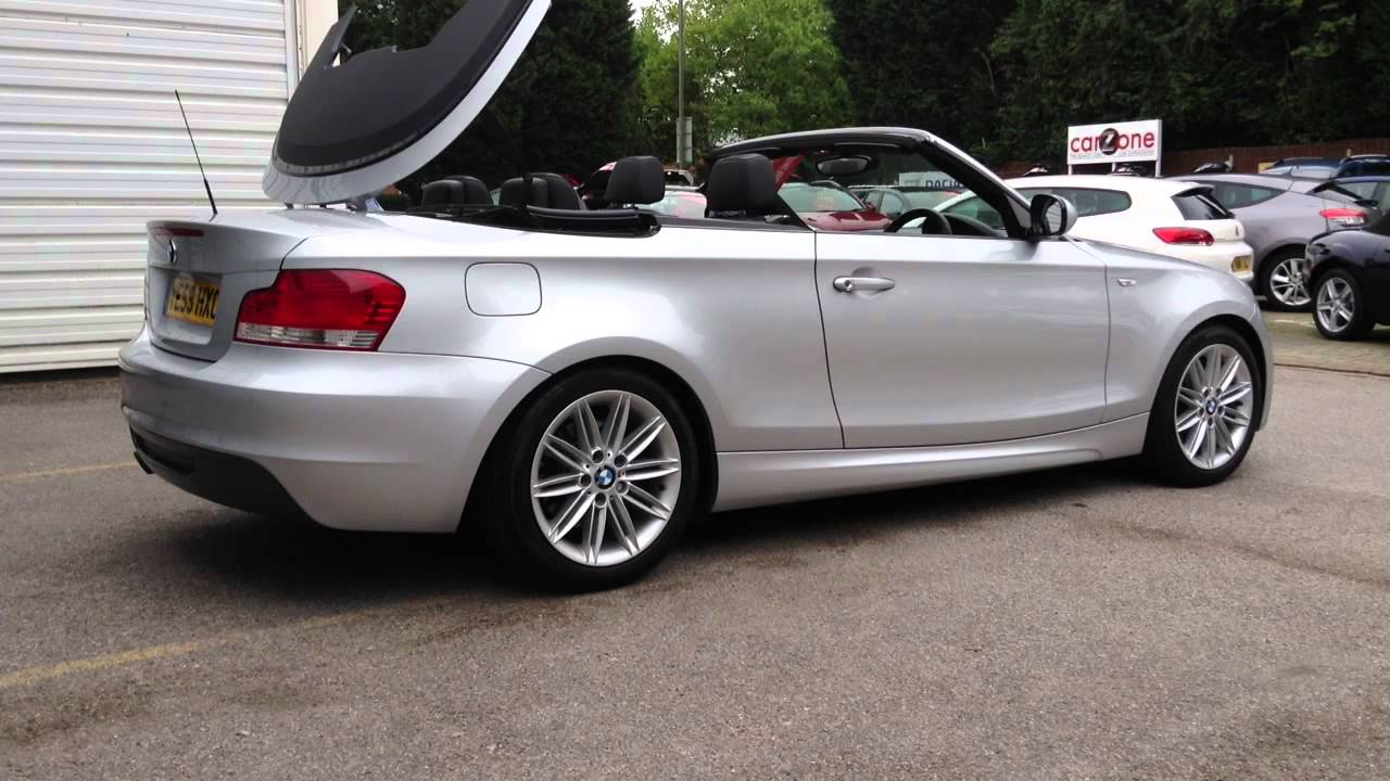 bmw 1 series cabriolet 118 m sport 2 0 for sale at. Black Bedroom Furniture Sets. Home Design Ideas