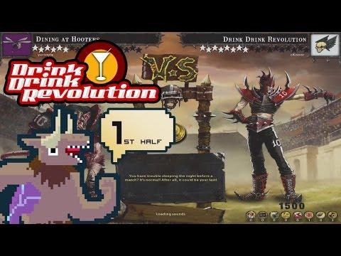 BloodBowl: CE - Drink Drink Revolution - Match 14 First Half v. Skaven