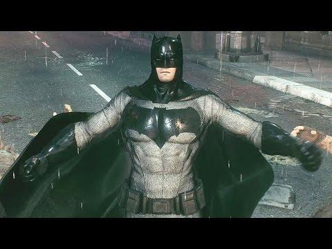 Batman Arkham Knight Gotham City Criminal Takedowns & Free Roam