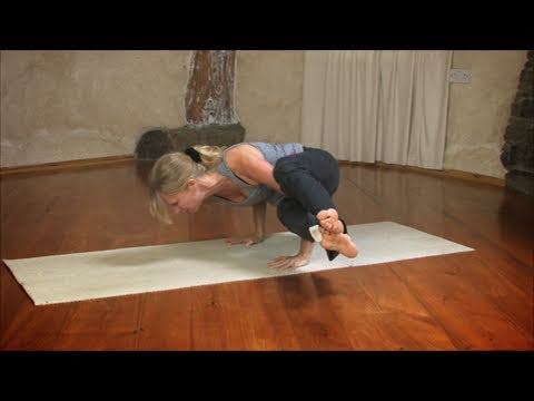 Eight Angle Pose / Astavakrasana in Yoga