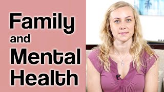 How to deal with family & their mental health   Kati Morton