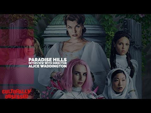 Paradise Hills Starring Emma Roberts: Interview With Director Alice Waddington