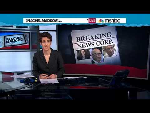 News Corp Scandal may threaten Murdoch's empire
