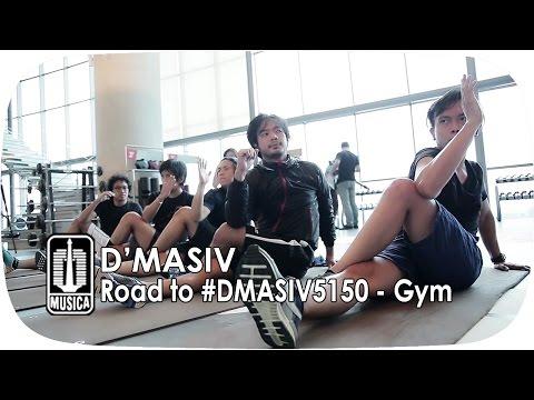 Intip D'MASIV Nge-Gym