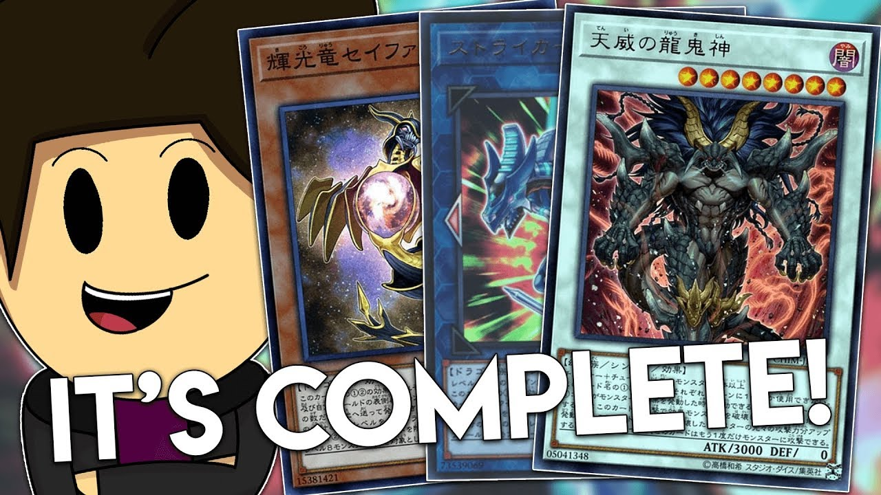Dragon Link Is Top Tier After Chaos Impact (Yu-Gi-Oh!)