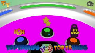 top Trumps Turbo Gameplay the Pinkest Board Game Glitch You'll Ever Play