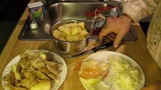 Tater Soup    Homemade