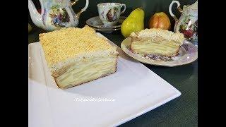Рецепт, который взорвал интернет🍎Вкуснее Пирога Невидимка нет и торт не нужен