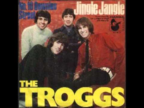 The Troggs No. 10 Downing Street