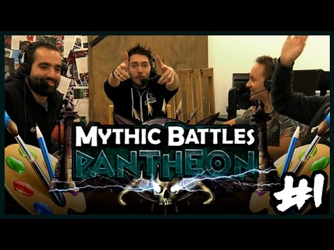 Atelier Peinture de figurines Mythic Battle Pantheon #1