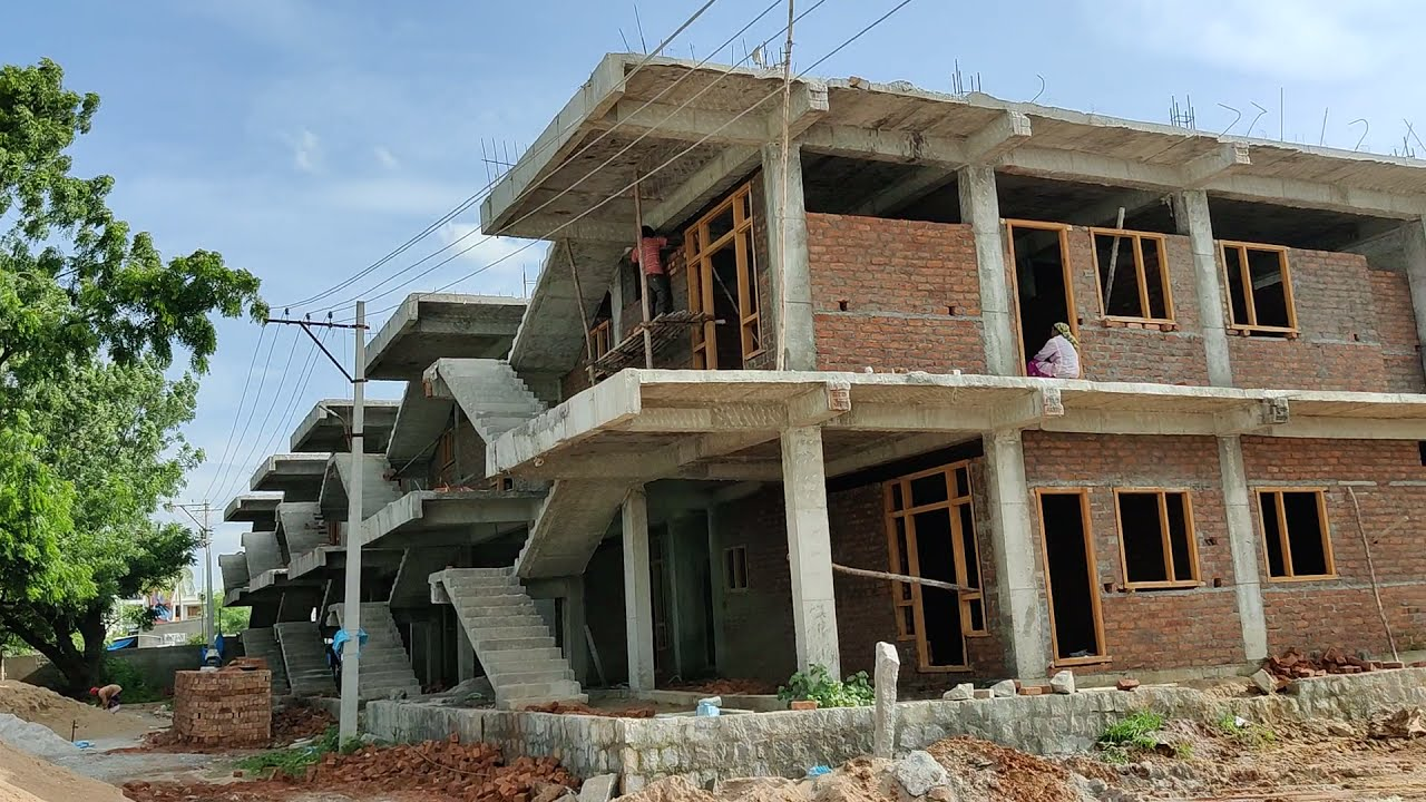 149 sq.yds G+1 independent houses for sale in hyderabad    17 Houses available for Sale