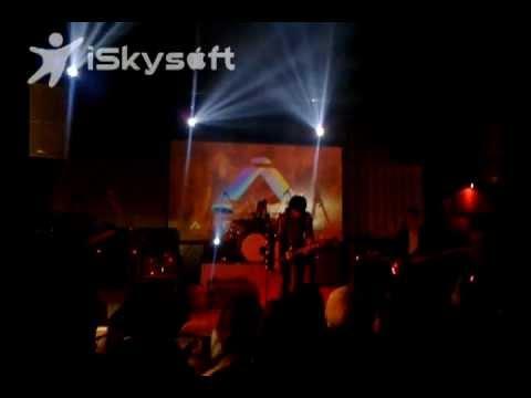 AEROB Feat. AUDY - Rasakan, Dengarkan (Launching Album L.A. START UP 2011) @Score Cafe Citos