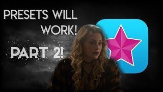 VIDEO STAR PRESETS PART 2! presets work*