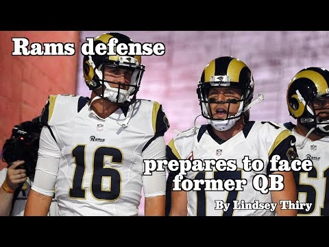 The Rams Will Play Former Quarterback Case Keenum | Los Angeles Times